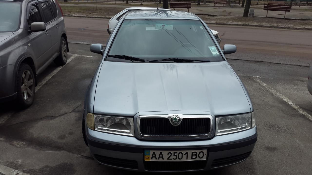 Автомобіль Шкода Octavia TOUR 1,8i/110kW-B064729,2006
